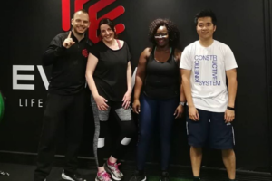 Personal Trainer Belfast Evolve For Life Group Session