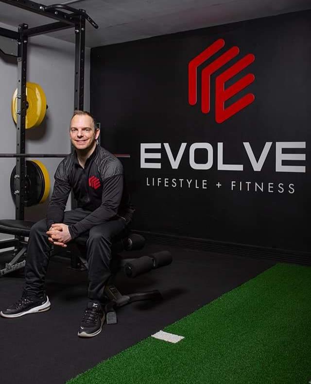 Personal Trainer Belfast Noel Toman